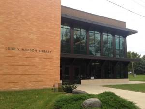 Luise V. Hanson Library will host it's third annual Long Night Against Procrastination. Photo by Preston Landon