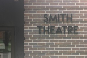 The theatre department is preparing for a full season in Smith Theatre. Photo by Abbie Wells