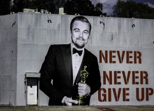 Leonardo DiCaprio finally wins Best Actor at Oscars. Photo courtesy Photopin