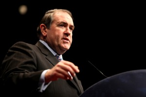 Mike Huckabee is one of the presidential candidates to visit Iowa. Photo courtesy Photopin