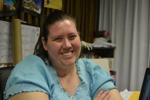 Anne Marie Werthmann, Campus Ministry Coordinator - Spring Mission Trip - Erisha Menon