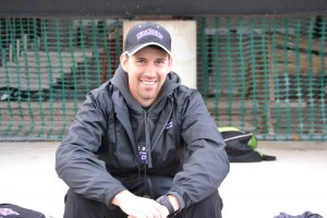 Coach Cory Bins