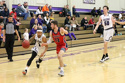 Martin Named NSAA Player of the Week After Career-High Performance