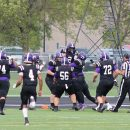 Warrior Football Scores in Final Seconds to Beat UW-River Falls