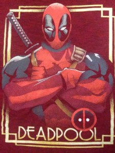 Deadpool Review - Deadpool - Megan Brandrup