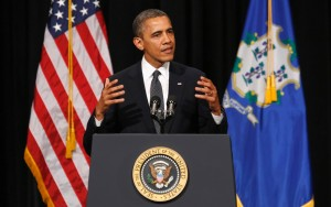 President Barack Obama discussing his concept on free community college. Photo courtesy Photopin