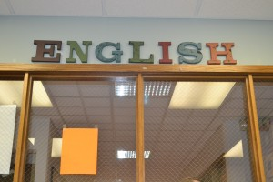 The English Department once again must hire a new instructor. Photo by  Jaci Olson
