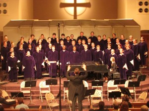 The Waldorf Choir - Homecoming Concert - Darien Walsh