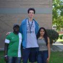 Waldorf's tallest man
