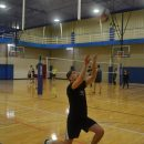 Intramural Volleyball Sets up for the Season