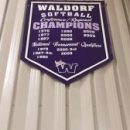 Waldorf's Hanson Field House gets New Banners and Decorations