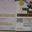 "The ""Waldorf Literary Review"" Preps for Launch"