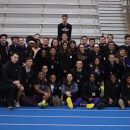 Waldorf Breaks Records at the Indoor Track Conference Meet