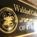The Nominees for Waldorf's 2018 Professor of the Year