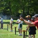 Waldorf shoots for a  trapshooting team