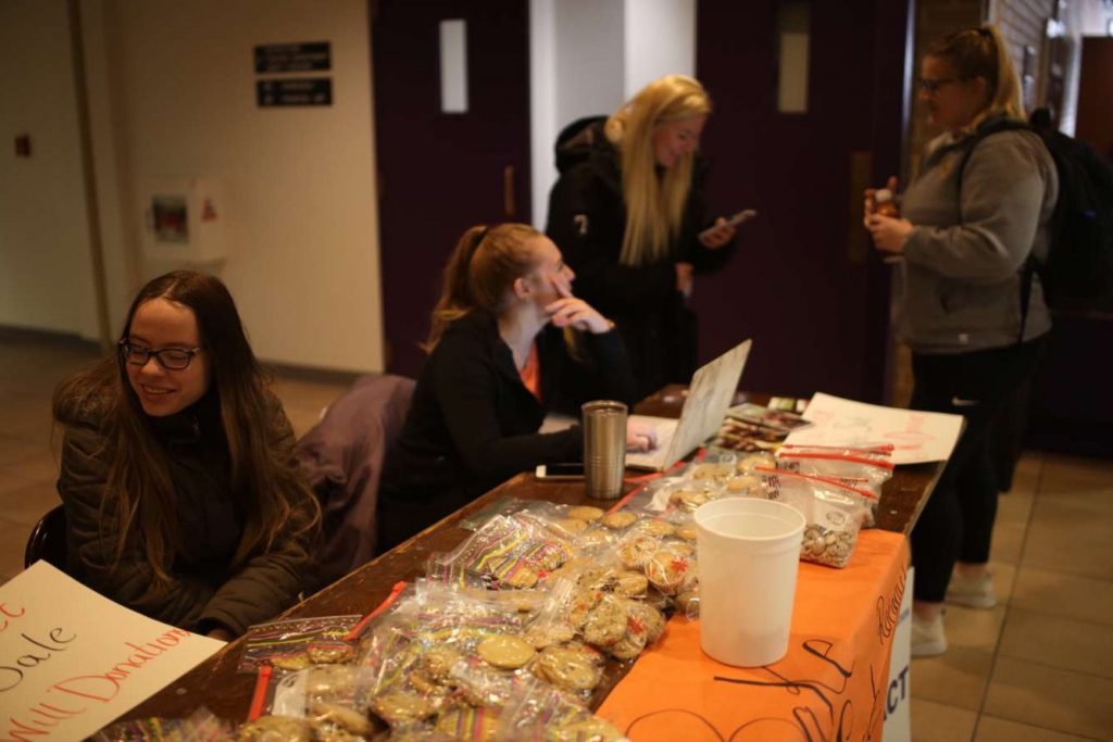 Rotaract Bakes for Clean Water