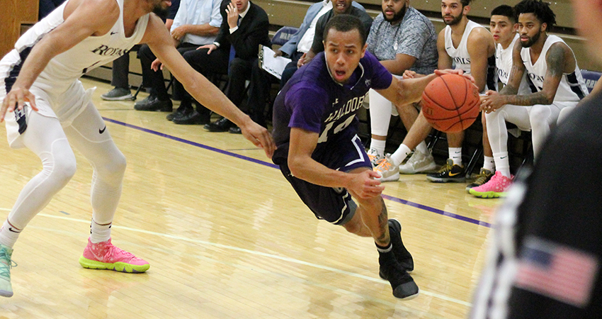 Warrior Men's Basketball Playoff Preview