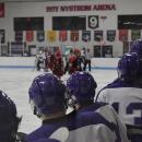 Waldorf Hockey Hosts the Concordia Cardinals